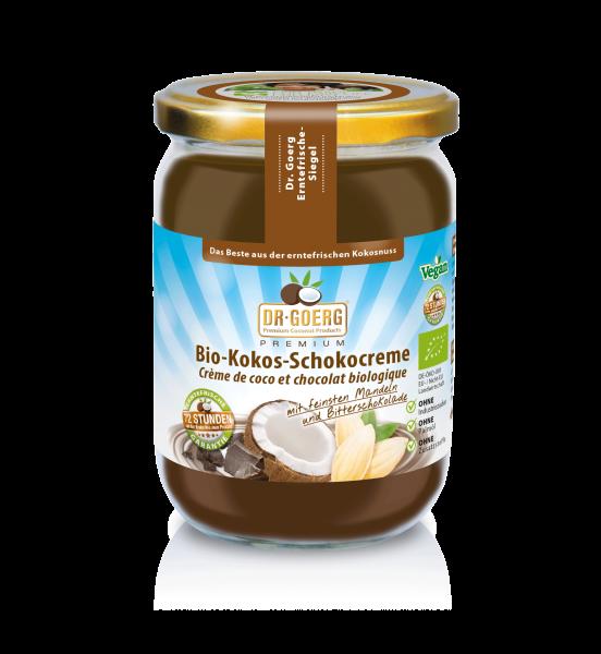 500 g Dr. Goerg Premium Bio Kokos-Schokocreme
