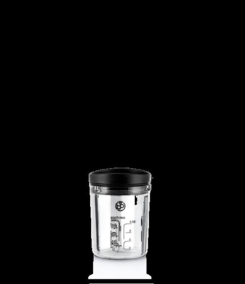 bianco di puro 250 ml Behälter mit Vakuumverschluss