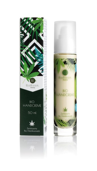BioBloom Bio Handcreme, 50 ml