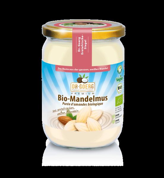 500 g Dr. Goerg Premium Bio Mandelmus