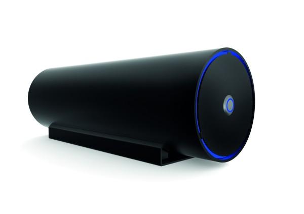 OZONOS AC-I Luftreiniger, schwarz
