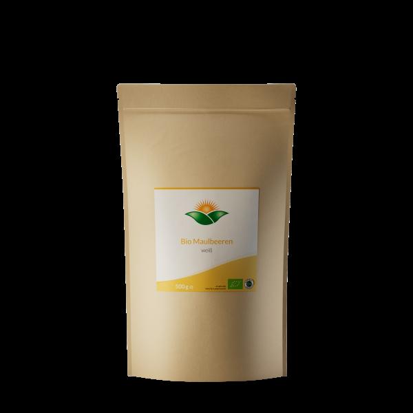 Bio Maulbeeren, weiß