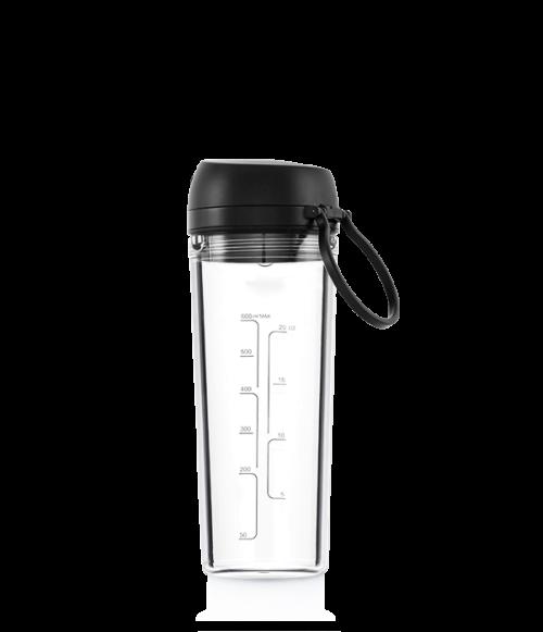 bianco di puro 600 ml Sport-to-go Behälter