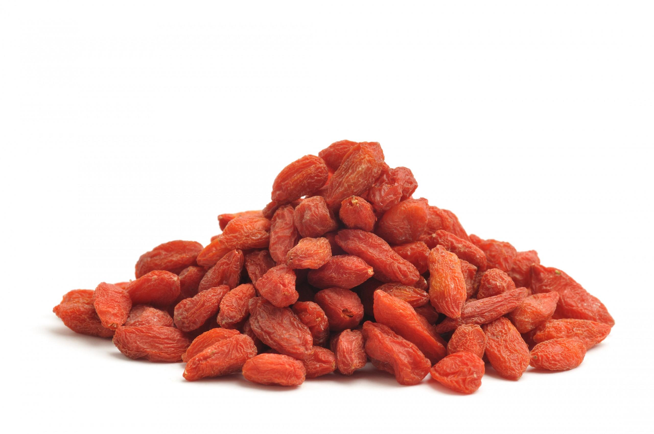 Goji Beeren sind reich Antioxidantien ~ Entsafter Globus
