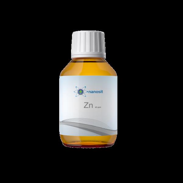 100 ml nanosit kolloidales Zink, 40 ppm