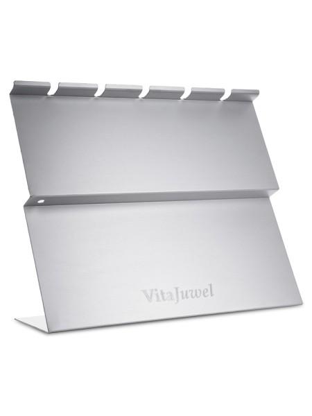 VitaJuwel Halter 5 fach (Aluminium)