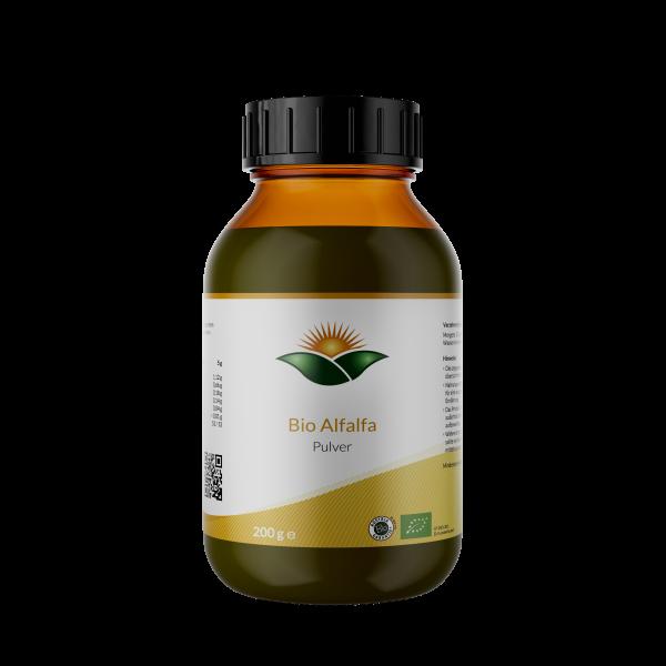Provital Bio Alfalfa Pulver, 200 g 100378.1