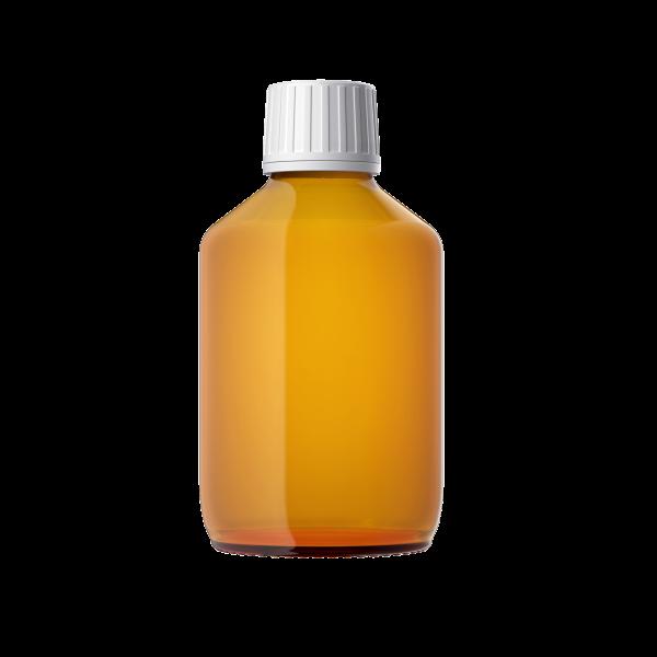Euro Medizinflasche mit Verschluss, 200 ml
