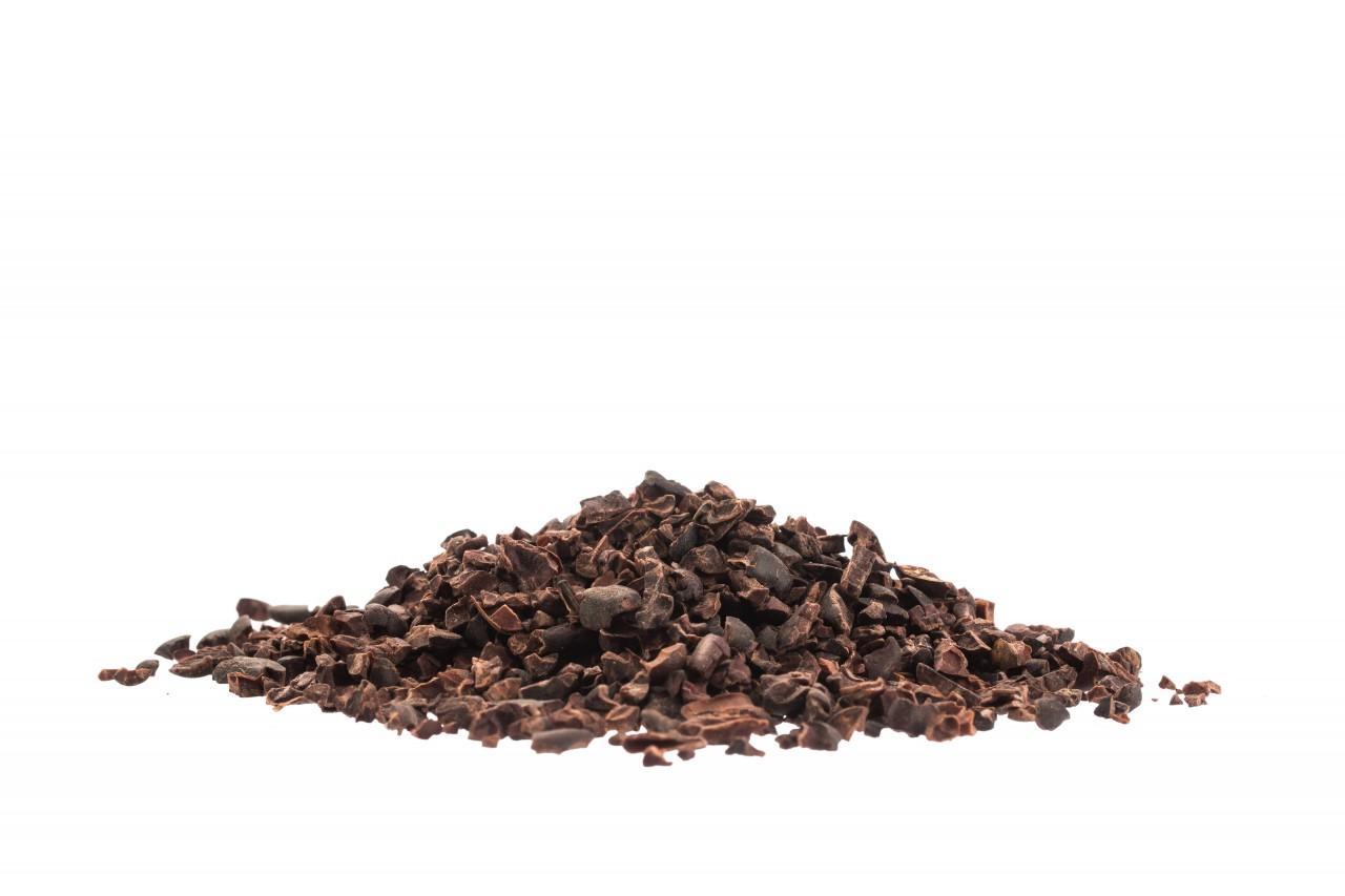 kakao nibs  knusprig, aromatisch und gesund ~ Entsafter Nüsse