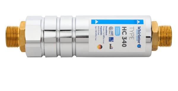 Hausanschluss Whirlator HC 340