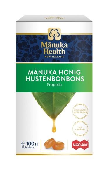 Manuka Honig Hustenbonons MGO 400+ Propolis