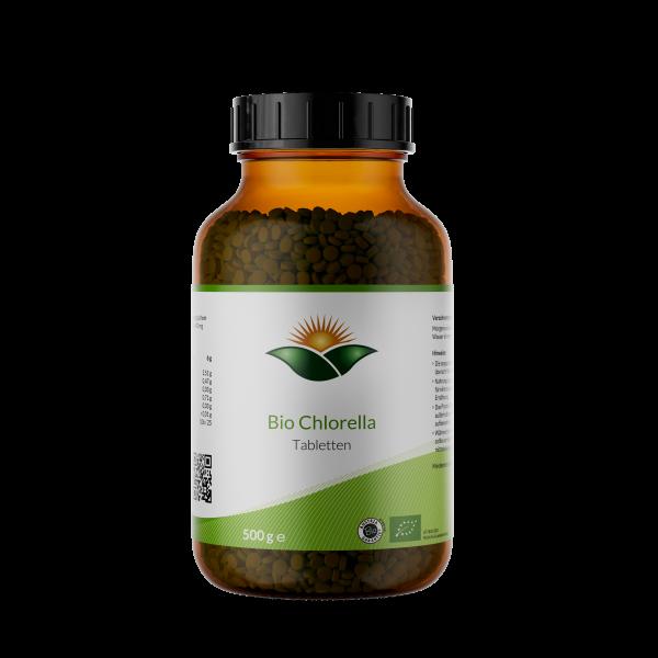 250 g comprimés de chlorelle bio