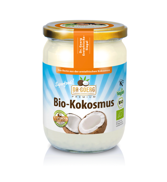 500 g Dr. Goerg Premium Bio Kokosmus