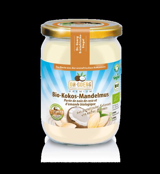 500 g Dr. Goerg Premium Bio Kokos-Mandelmus AKMM500