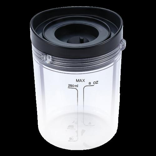 Vakuumdeckel für die bianco di puro Behälter VPC01