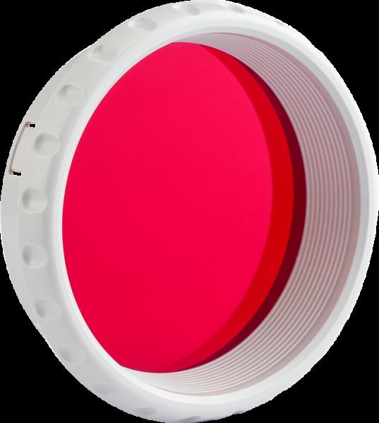 Farbfilter für BIOPTRON Pro 1 rot