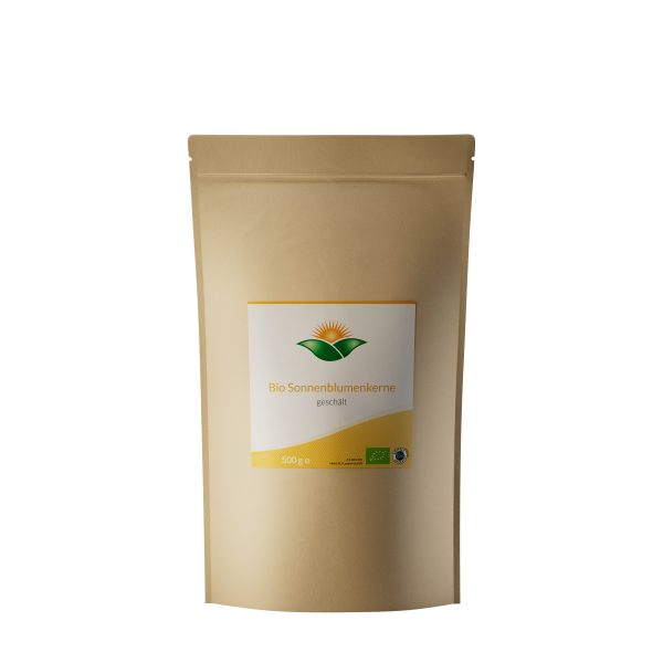 Bio Sonnenblumenkerne