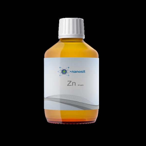 nanosit kolloidales Zink, 40 ppm 200 ml