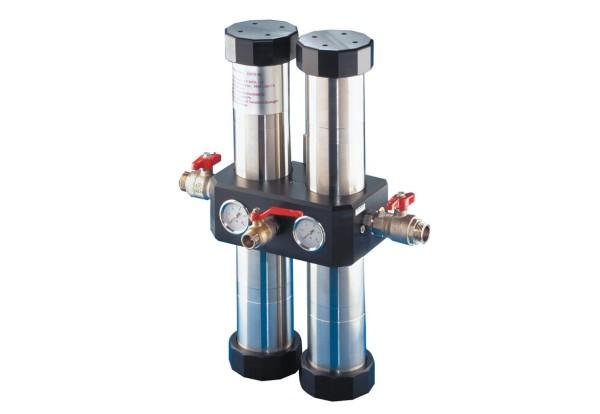 Carbonit Quadro 60 Hauswassereingangsfilter