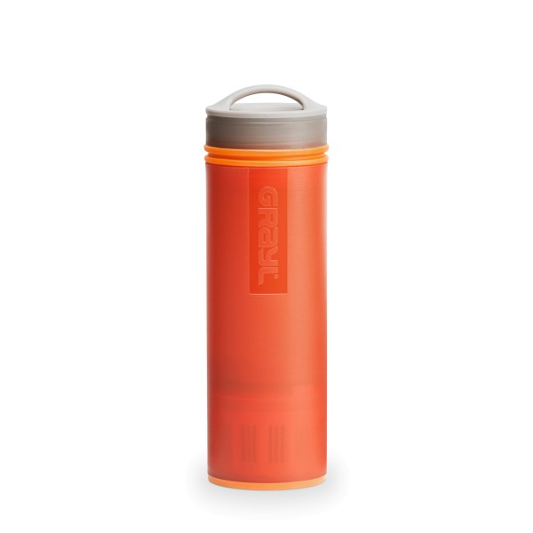 GRAYL Ultralight Reisewasserfilter, orange